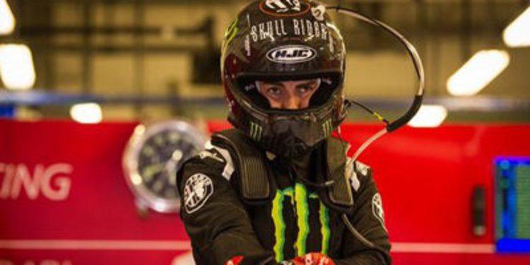 Jorge Lorenzo brilla en las 12 horas de Abu Dhabi
