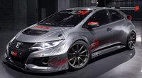 JAS Motorsport muestra la primera foto del Civic TCR