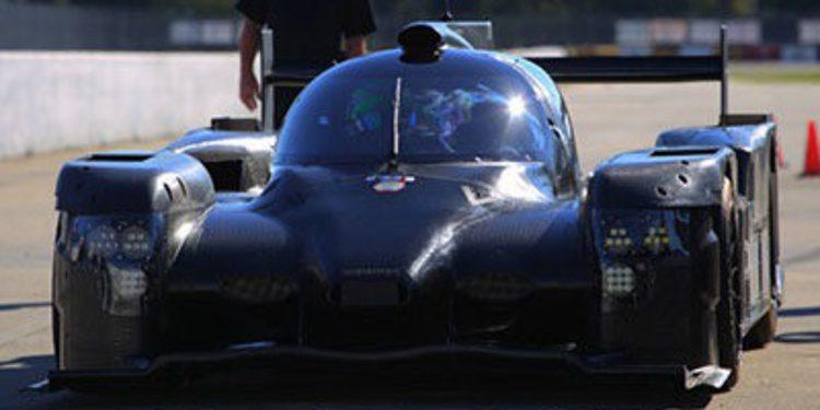 Debuta el Honda LMP2 coupé