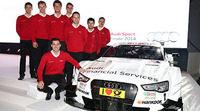 Miguel Molina seguirá en el DTM con Audi en 2015