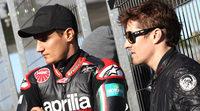 Alex Hofmann probador de KTM en su llegada a MotoGP