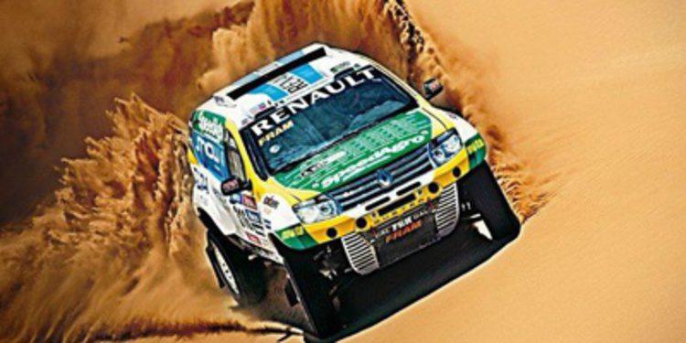 Dos Duster para Spataro y José García en el Dakar 2015