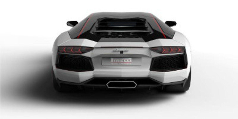 Desvelado el Lamborghini Aventador Pirelli Edition