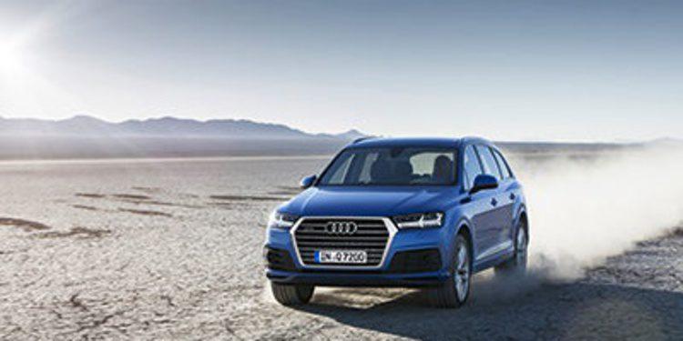 El nuevo Audi Q7, ahora en movimiento