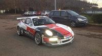 Delecour y Dumas con los R-GT en el 'Monte'