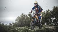 "Jordi Viladoms: ""llego al Dakar muy bien preparado"""