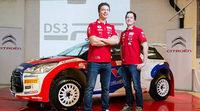 Dos Citroën DS3 R5 para Grondal y Giordano en WRC2