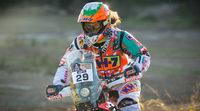 Laia Sanz, piloto oficial de HRC, a por su quinto Dakar