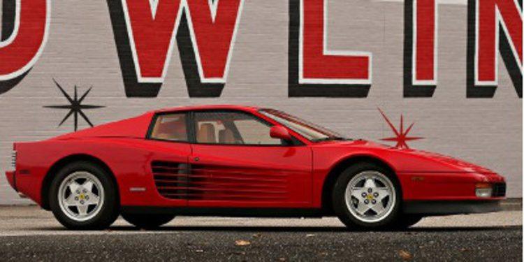 Interesantes Ferrari a subasta el próximo mes de enero