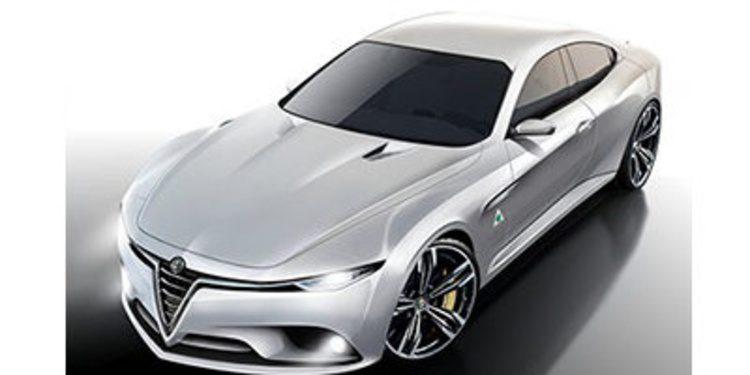 El nuevo Alfa Romeo Giulia estrenará motores