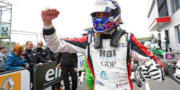 Aurelien Panis debutará en la Fórmula Renault 3.5