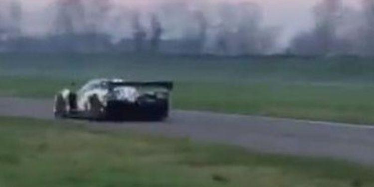 Vídeo en pista del SCG003 de Scuderia Glickenhaus