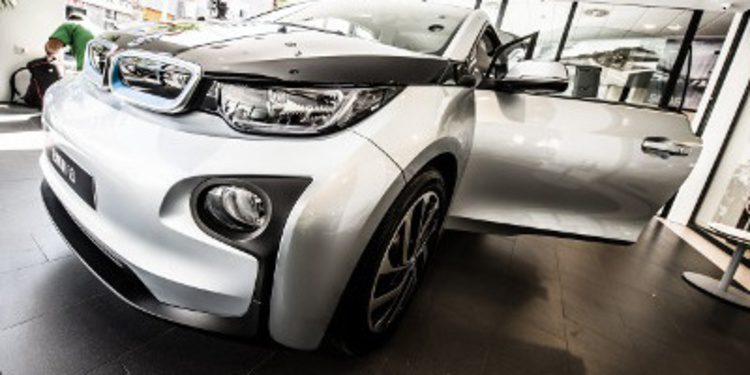 Toma de contacto con el nuevo y exitoso BMW i3