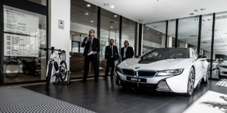 Presentación nueva Serie i de BMW en Gran Canaria