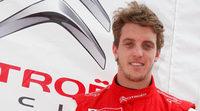 Sebastien Chardonnet con el DS3 WRC de PH-Sport
