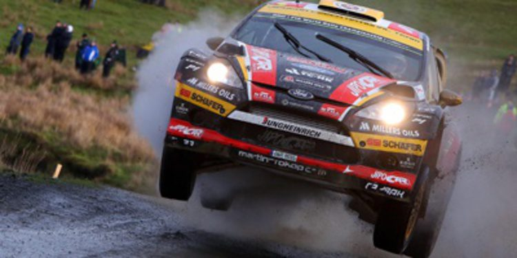 Prokop inscribe el Jipocar Czech como equipo WRC