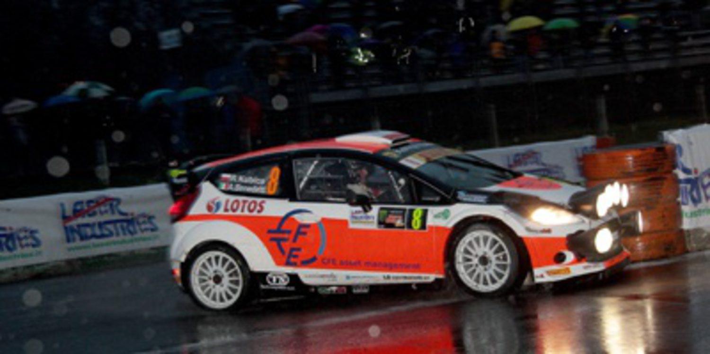 Robert Kubica seguirá en el Mundial con un Fiesta RS WRC