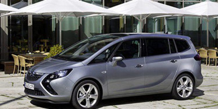 Llega el 2.0 CDTI de 170 CV al Opel Zafira