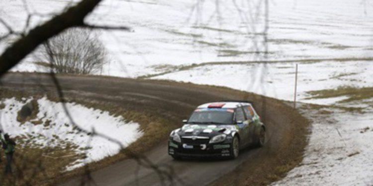 Lista de inscritos del Jänner Rally del ERC 2015