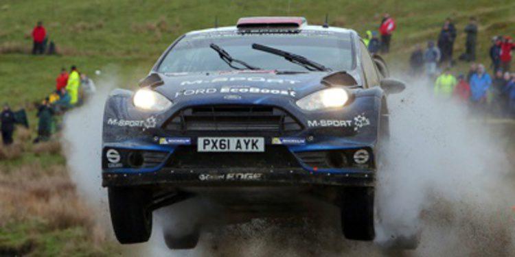 El nuevo Ford Fiesta RS WRC llegará en Portugal