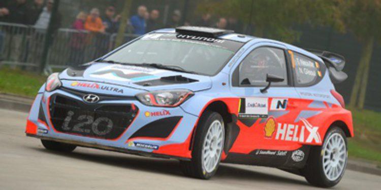 Los equipos oficiales y privados del WRC en 2015