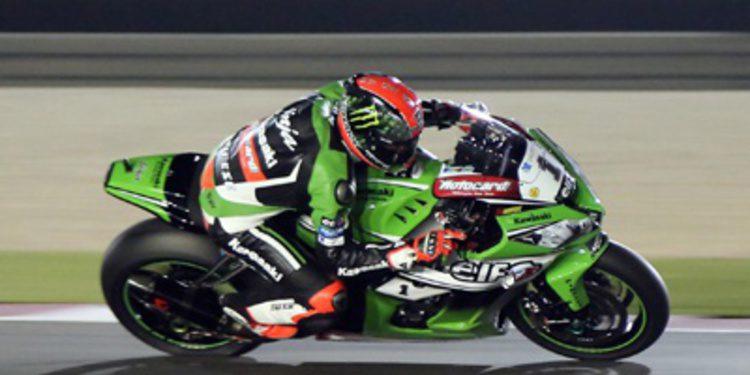 Los pilotos del Mundial de Superbikes 2015