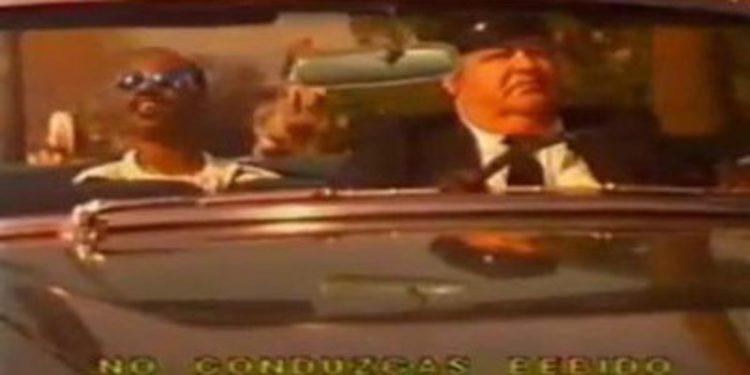 Un poco de historia y seguridad al volante con Stevie Wonder