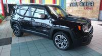 Avistamos el nuevo Jeep Renegade Longitude
