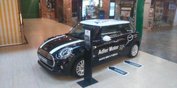 Simpática demo del nuevo MINI Cooper cinco puertas