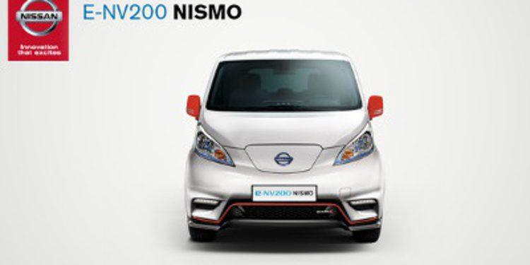 INOCENTADA - Nissan desvela eNV200 Nismo