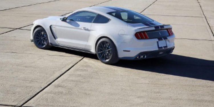 El primer Ford Mustang Shelby GT 350 a subasta para beneficencia