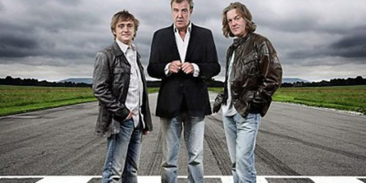 Primer teaser de la temporada 22 de Top Gear
