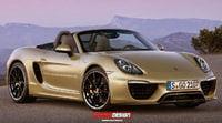 Adelanto: Próxima generación del Porsche Boxster