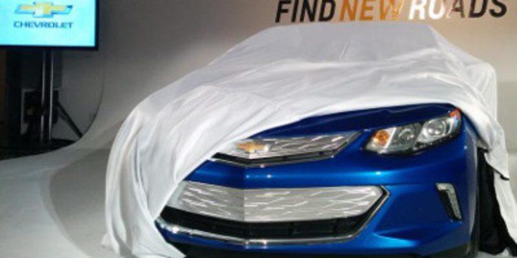 Vídeo al volante del nuevo Chevrolet Volt