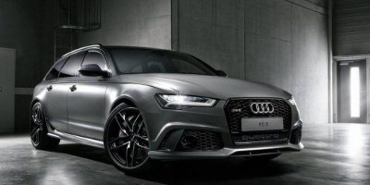 Audi Exclusive desvela un RS6 muy especial