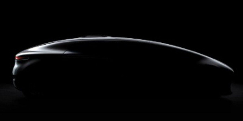 Primer teaser del vehículo autónomo de Mercedes-Benz