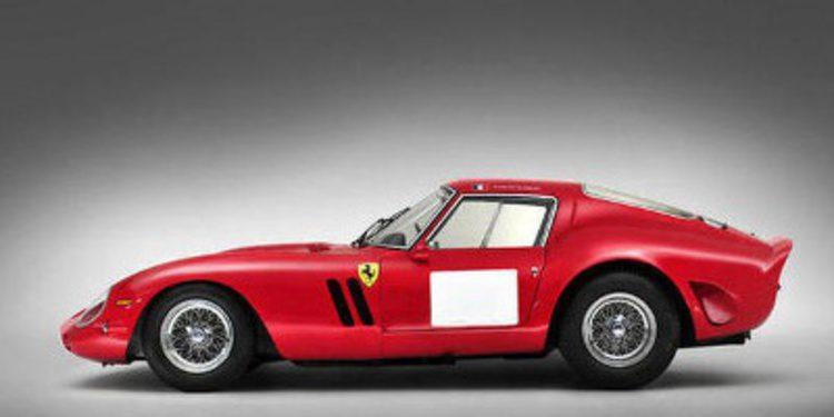 Ferrari acapara el mercado de clásicos en 2014
