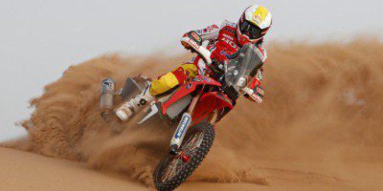 Dakar 2015: Españoles en motos y quads
