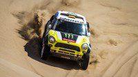 Dakar 2015: Españoles en coches y camiones