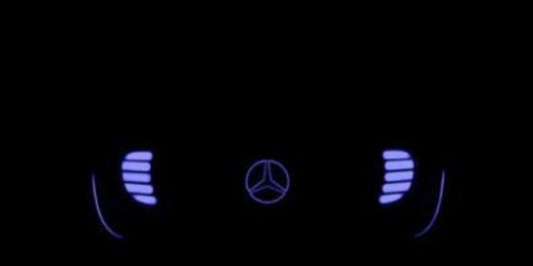 Teasers del concept que Mercedes llevará al CES