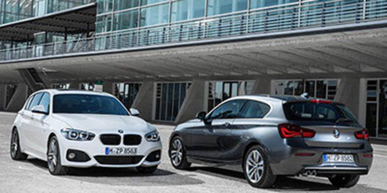 Presentado el restyling del BMW Serie 1
