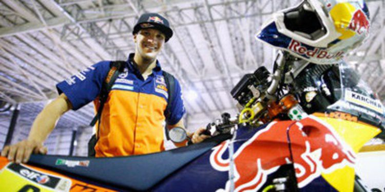Dakar 2015: Etapa 1 entre Buenos Aires y V. Carlos Paz