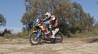 Dakar 2015, etapa 1: Victoria para Sam Sunderland e Ignacio Casale