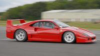Los mejores vídeos del año del Ferrari F40