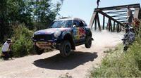 Dakar 2015, etapa 1: Victoria y posterior sanción a Al-Attiyah