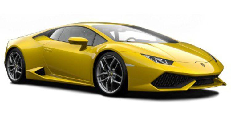 Lamborghini Huracán LP610-4 en pista