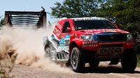 Dakar 2015: Etapa 2 entre Villa Carlos Paz y San Juan