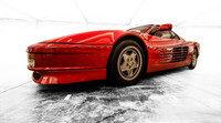 Ferrari Testarossa: Tres décadas del mito
