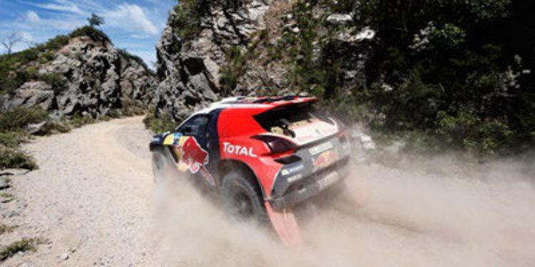 Dakar 2015: Etapa 3 entre San Juan y Chilecito