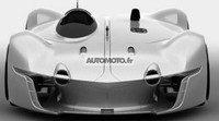 Filtrado el Renault Alpine Vision Gran Turismo concept